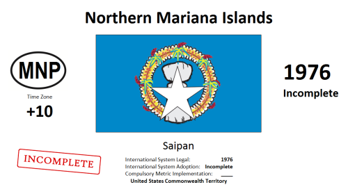 13 MNP Northern Mariana Islands [USA]